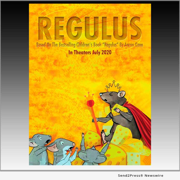 Poster: REGULUS - the animated film