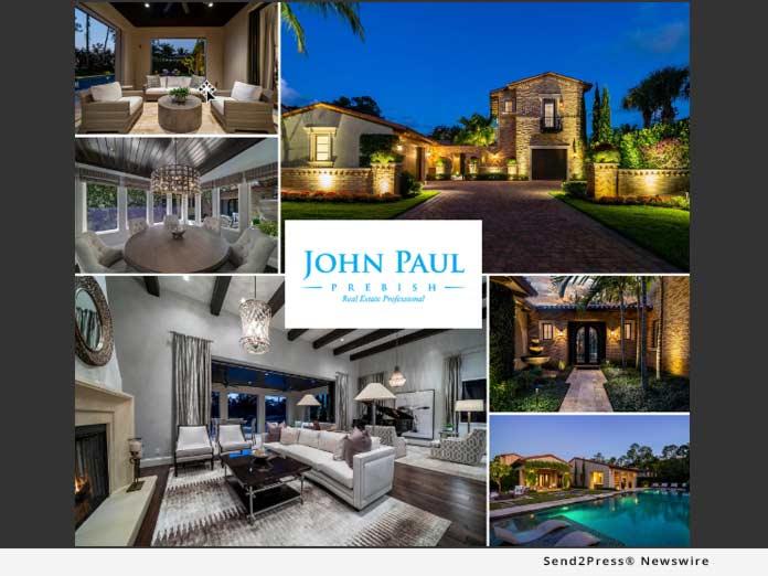 News from John Paul Prebish, PA