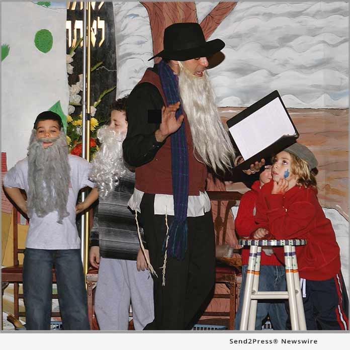 Open Book Theatre - A Confused Hanukkah