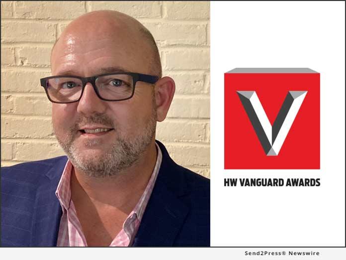 CRO Vince Furey - Vanguard Award