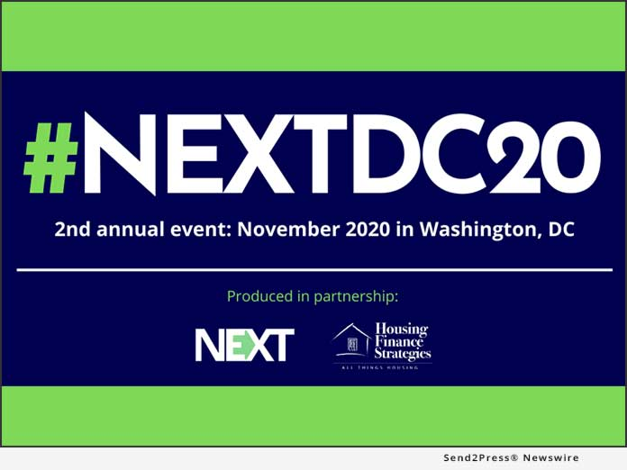 NEXT DC 2020 #NEXTDC20