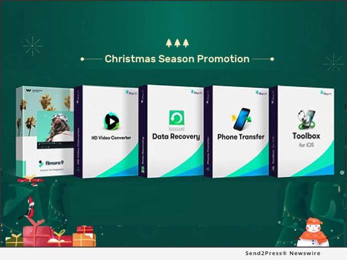 iSkySoft Christmas 2019