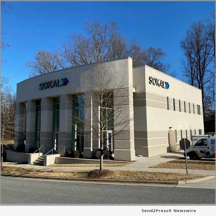 Sokal Opens Spacious New Office in Charlotte Area