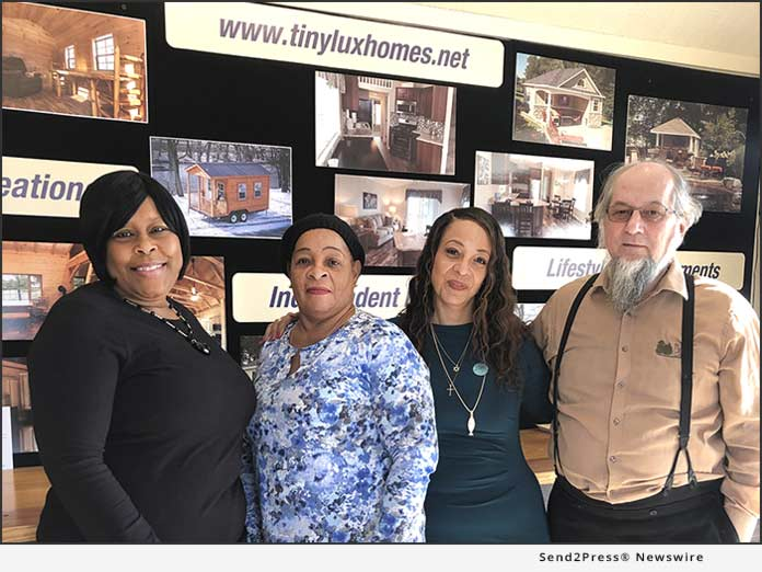 Dayna's iCare Foundation Partners with Amish Builder to Send Shippable Homes to Bahamas Hurricane Victims
