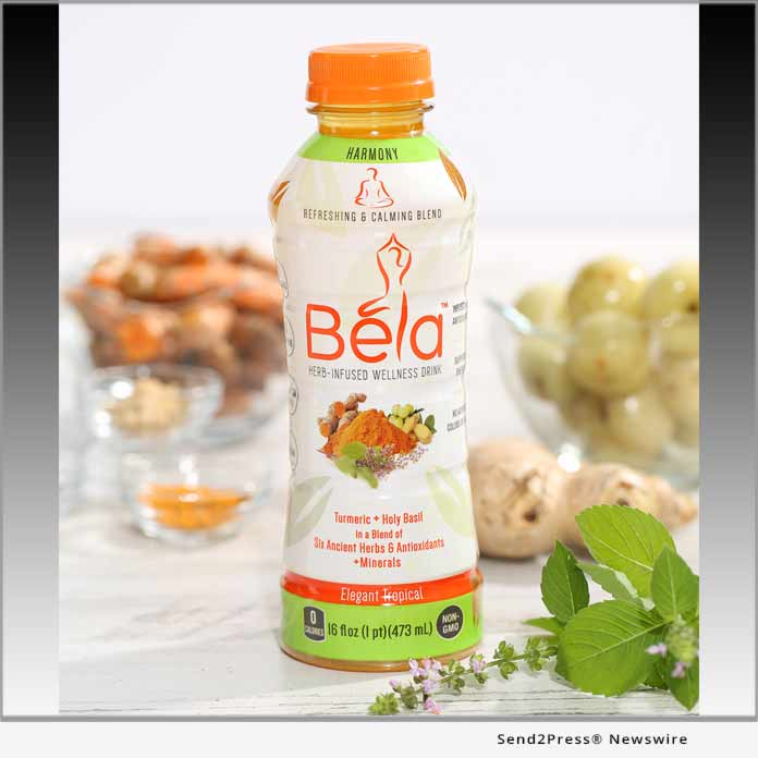 Béla - Herb-Infused Wellness Drink
