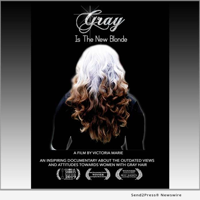Gray is the New Blonde - movie poster