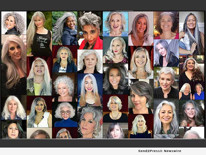 Gray is the New Blonde - featured women