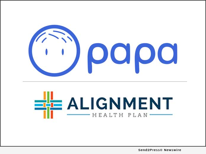 Papa Inc and Alignment Health Plan