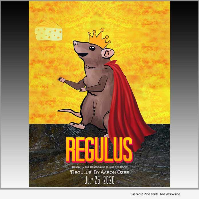 REGULUS by Aaron Ozee - Movie Poster 2020