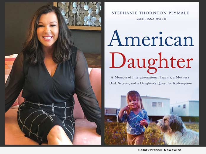 Book: American Daughter by Stephanie Thornton Plymale