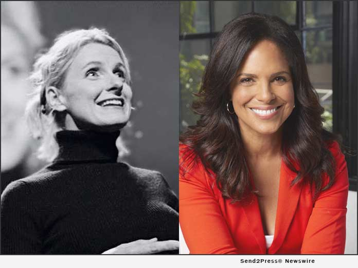 Liz Gilbert and Soledad O'Brien - TellHer Summit