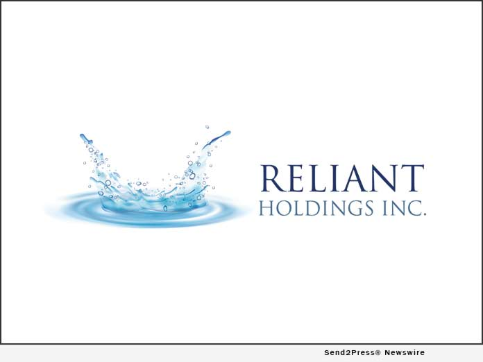 RELIANT HOLDINGS INC.