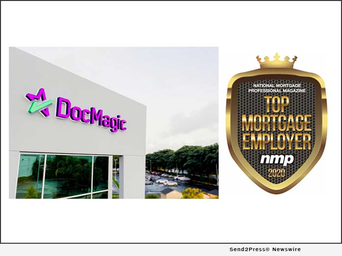 DocMagic - NMP Top Mortgage Employer