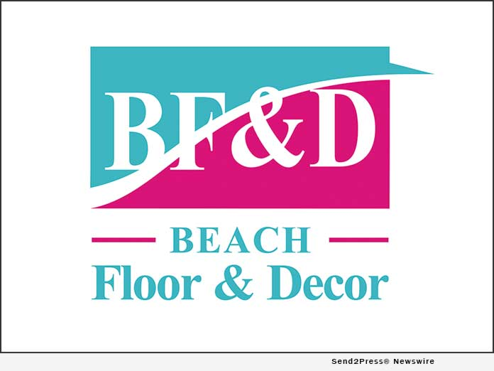 Beach Floor and Decor