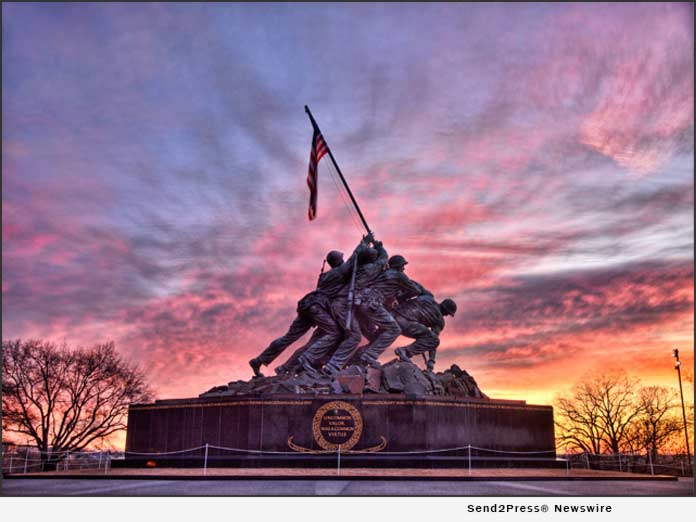 IJMM New Iwo Jima Memorial