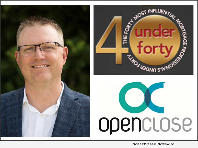 OpenClose Chris Olsen - 40 Under Forty