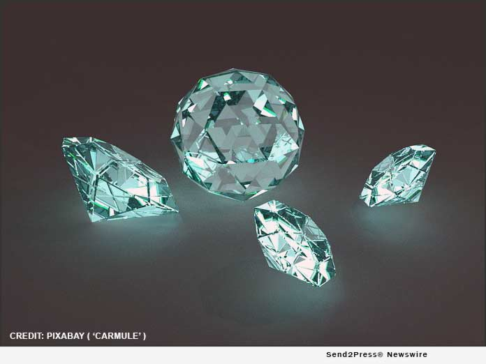 diamonds and jewelry (credit: pixabay)