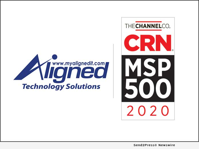 Aligned Technology Solutions - CRN MSP500 2020
