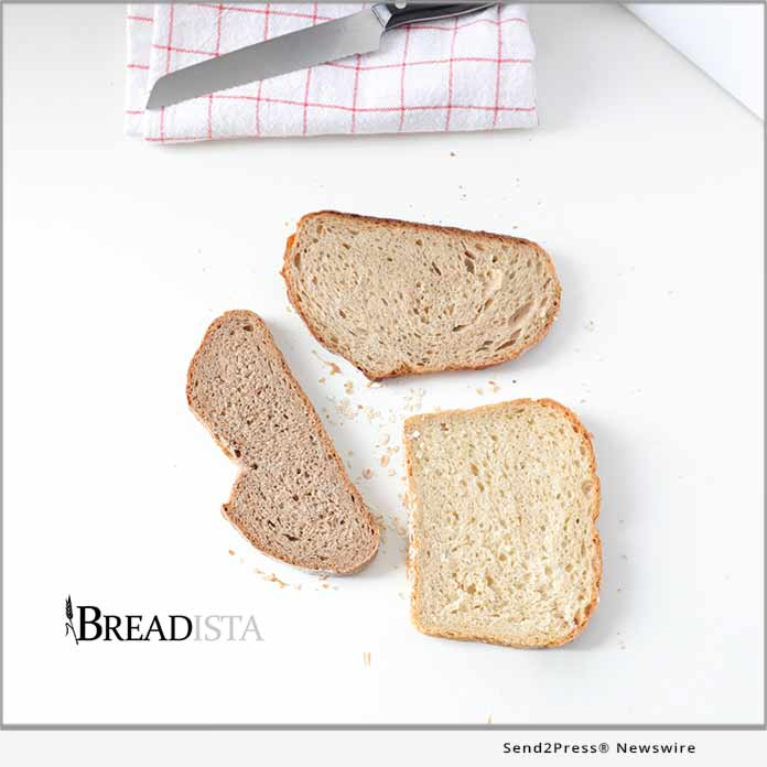BREADISTA - three slices