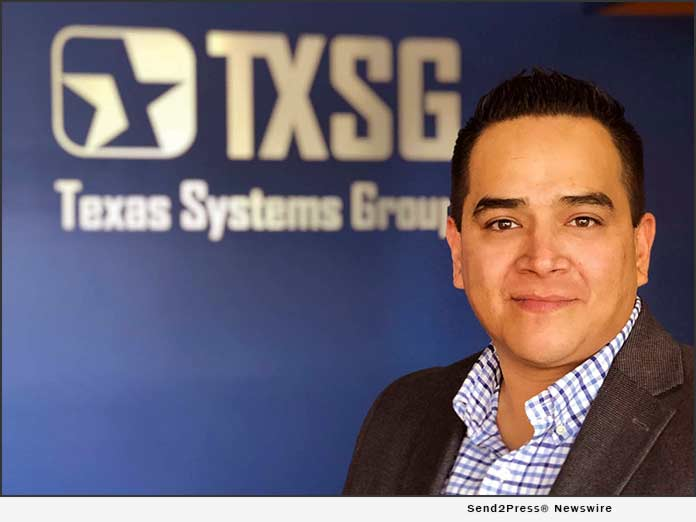 Pablo Reyna, TXSG's BrightChannel Program Manager