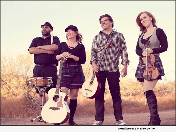 The Kilted Spirit Band - Arizona