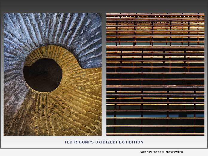 Ted Rigoni's Oxidized! Exhibition