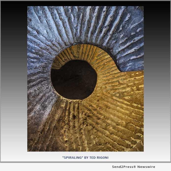 Spiraling - by Ted Rigoni