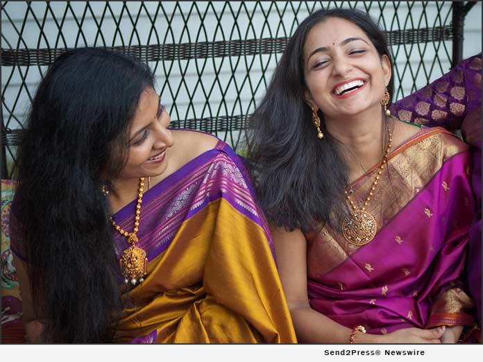 Shobitam Founders Aparna and Ambika