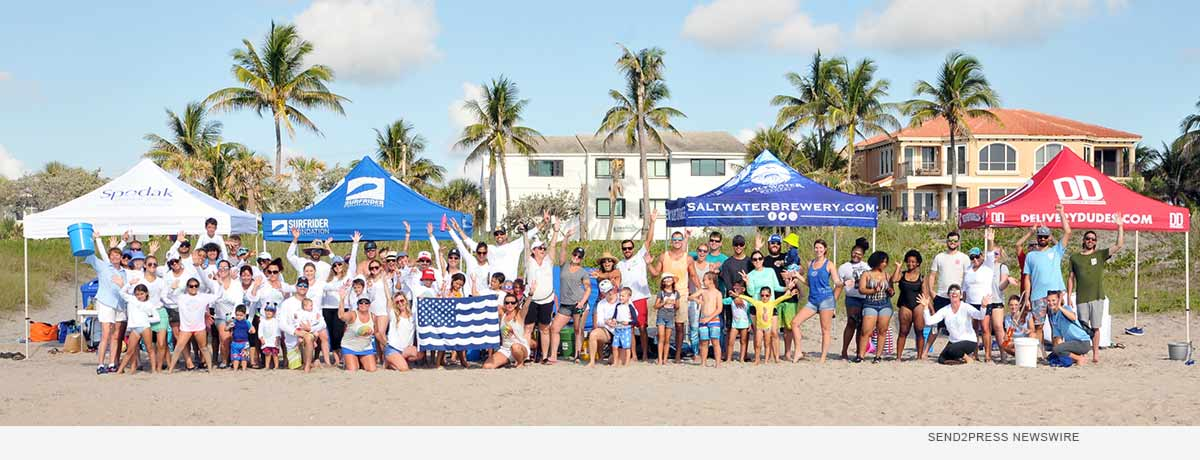 SPODAK Dental Beach Cleanup