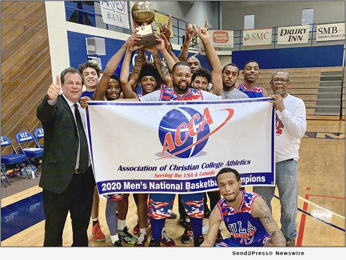 ULACD Team after National Championship Game