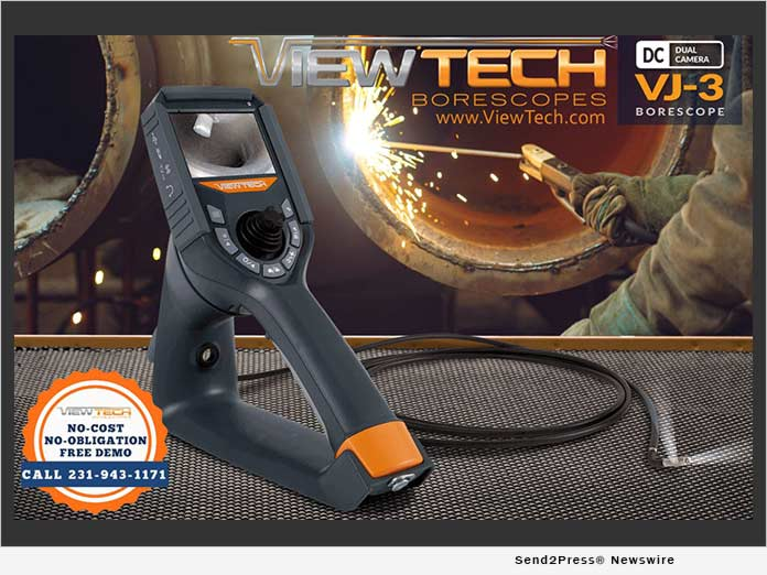 ViewTech Borescopes Dual Camera