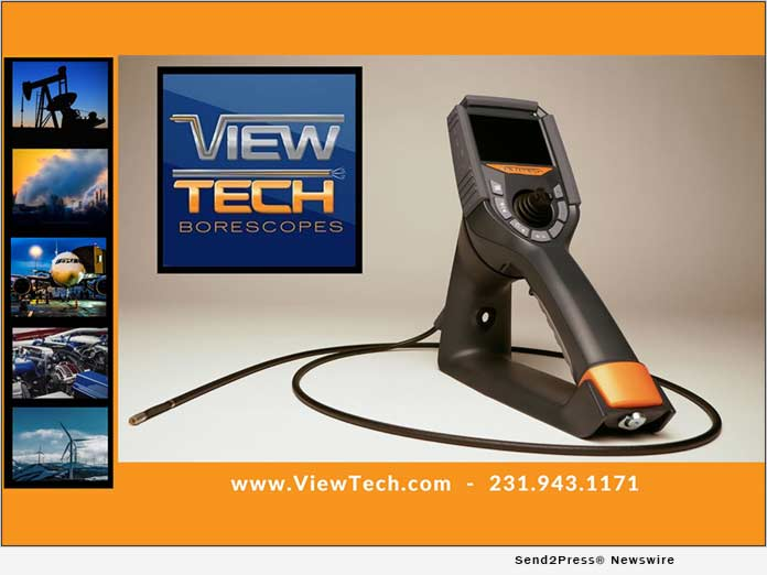 ViewTech Borescopes Continues Business During COVID-19
