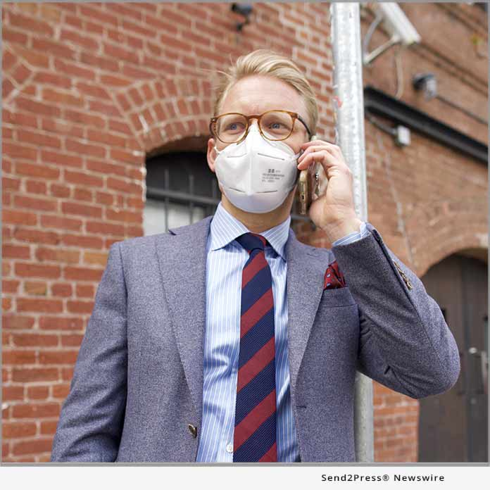 Bows-N-Ties.com, Sends Out 10,000 Free N95 Respirator Masks