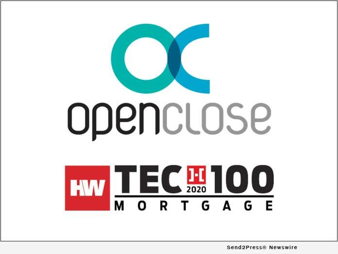 OpenClose - 2020 HW TECH100