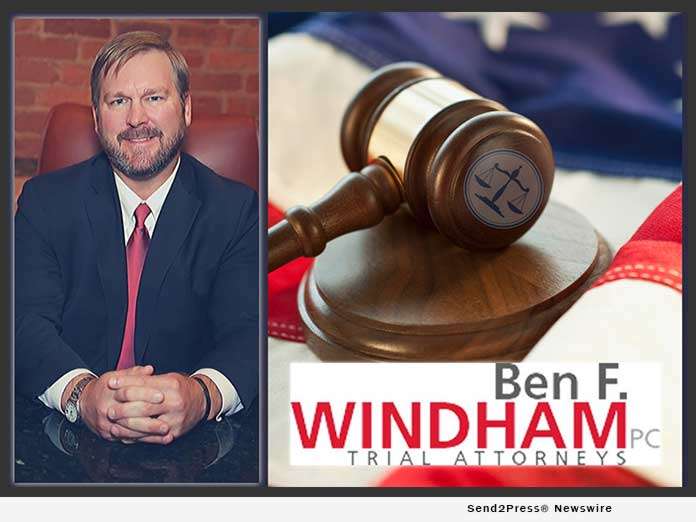 Ben F. Windham P.C., Covington GA Personal Injury Lawyer