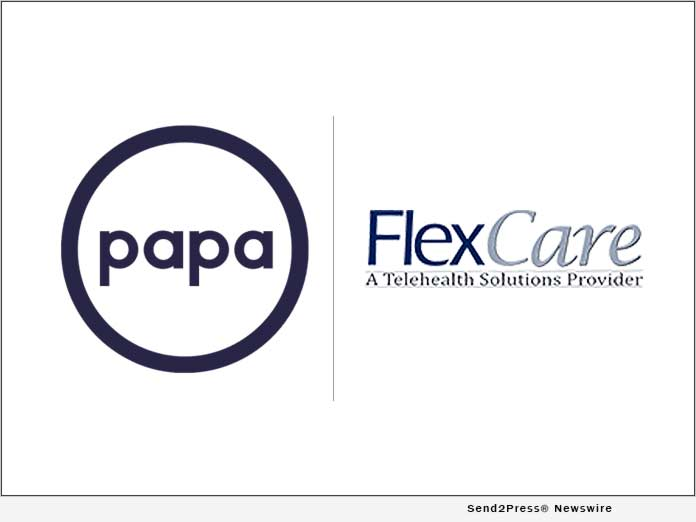 Papa Inc and FlexCare Telehealth