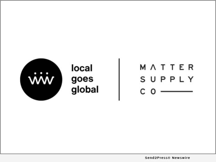 Matter Supply Co. - local goes global