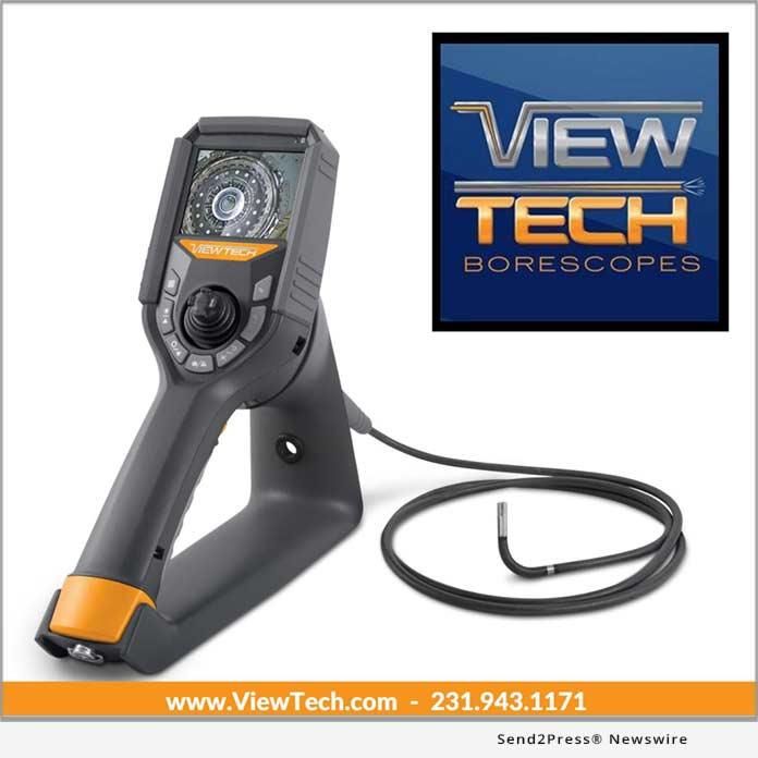 ViewTech VJ3 borescope