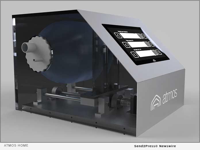 Atmos Home - Ventilator
