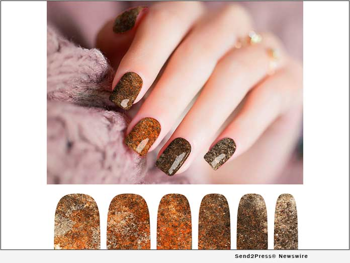 Candied Nails - autumn collection