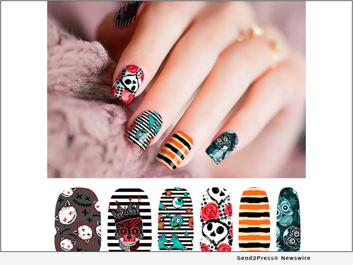 Candied Nails - halloween collection