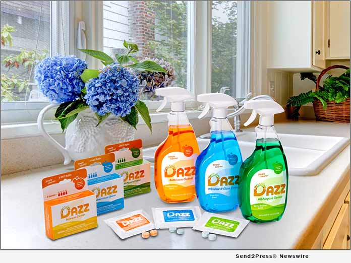 DAZZ Cleaning Products