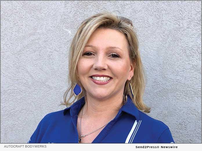 Tammie Harper of Autocraft Bodywerks