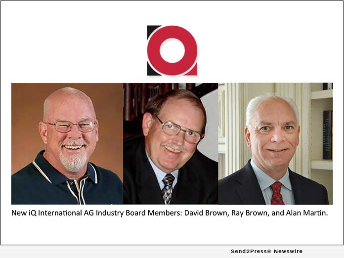 New board members - iQ International AG