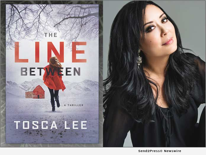 Tosca Lee - THE LINE BETWEEN