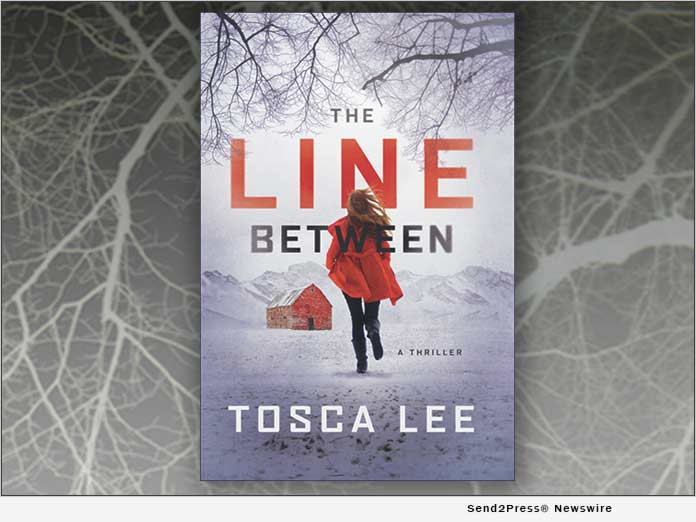 The Line Between - by Tosca Lee