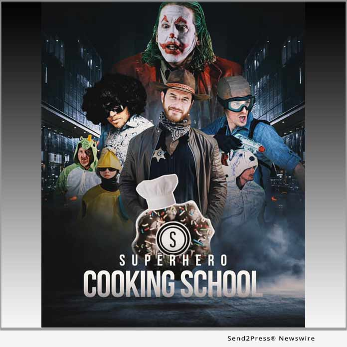Superhero Cooking School - YouTube