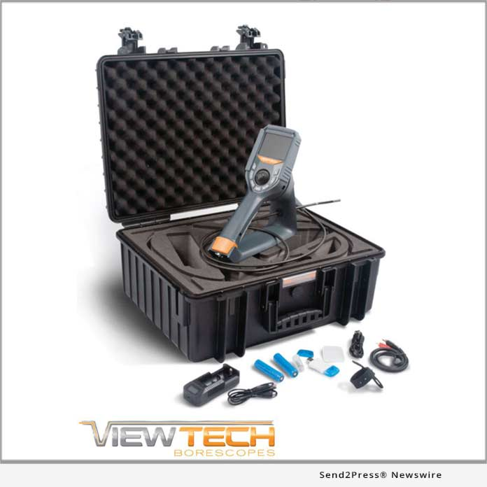 ViewTech Borescope Kit with Case