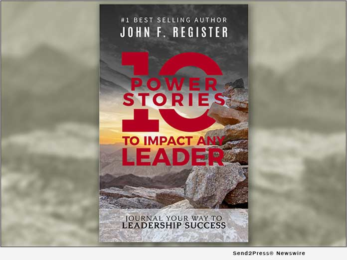 '10 Power Stories' book by John F Register