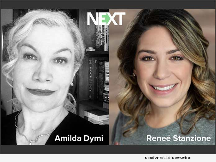 NEXT Mortgage Events - Amilda Dymi and Renee Stanzione